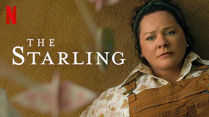 The Starling on Netflix UK